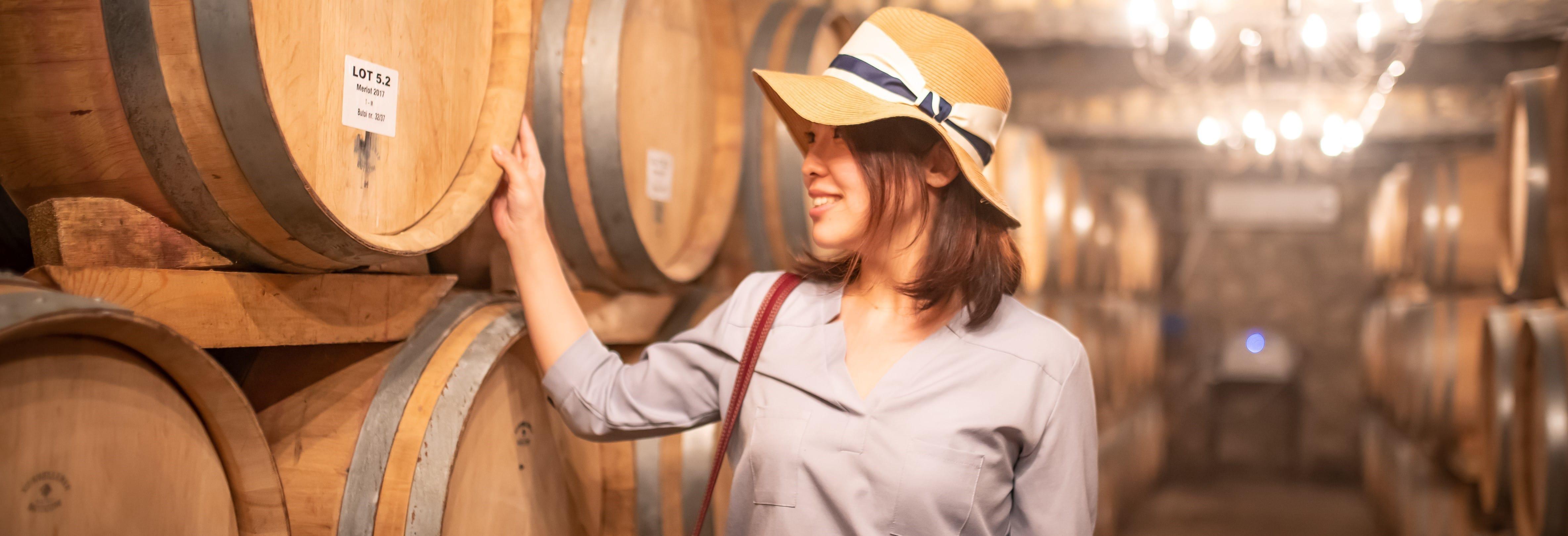 ルーマニアワイン専門店【サンモット】